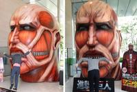 Attack on Titan Photo Fad