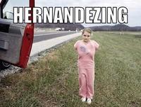 Hernandezing