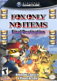 No X, Fox Only, Final Destination