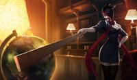 Draven's Mustache/League of Draven