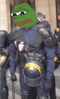 Armored Jean-Claude