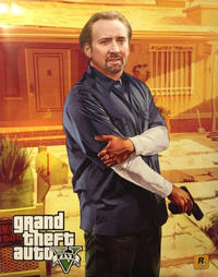 Nic Cage as Everyone