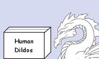 Dragon Dildos