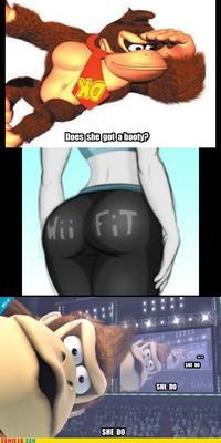 Do She Got a Booty? (She Do)
