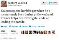 Modern Seinfield