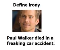 Paul Walker's Death