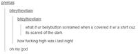 Night Blogging