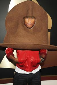 Pharrell Williams' Hat