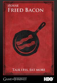 Game of Thrones House Sigil Parodies