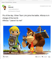 Alfonzo: Leave it to Me