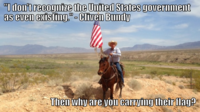 Cliven Bundy Ranch Standoff