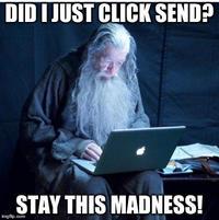 Tech Support Gandalf