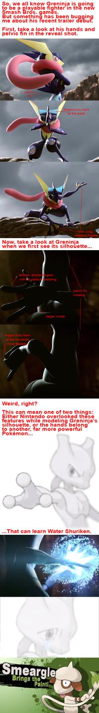 Mewtwo vs. Greninja