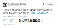 Moms Against Gaming