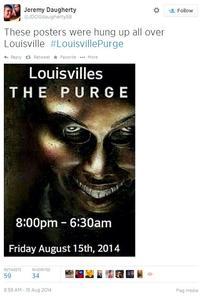 """The """"Louisville Purge"""" Hoax"""