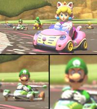 Luigi's Death Stare