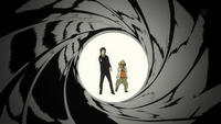 James Bond Gun Barrel Parodies