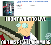 I Don't Want to Live on This Planet Anymore