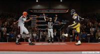 Antonio Brown's Karate Kick