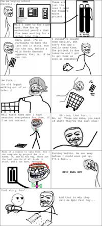 Epic Fail Guy
