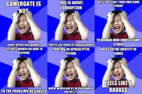 Oppressed GamerGater