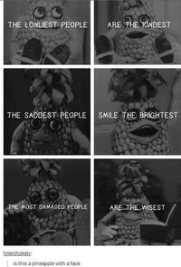 Je Suis Un Ananas