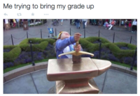 Trying To Get My Grades Up