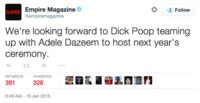 Dick Poop