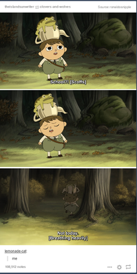 over the garden wall image gallery know your meme
