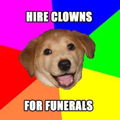 clownsdog impact know your meme,Memes Font