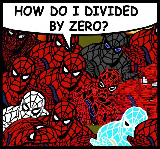 How Do I Divided By Zero?
