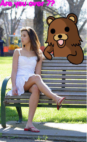 Image 14092 pedobear know your meme for Fresh naked pics