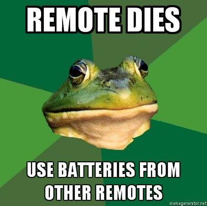 Foul-Bachelor-Frog-REMOTE-DIES-USE-BATTERIES-FROM-OTHER-REMOTES.jpg