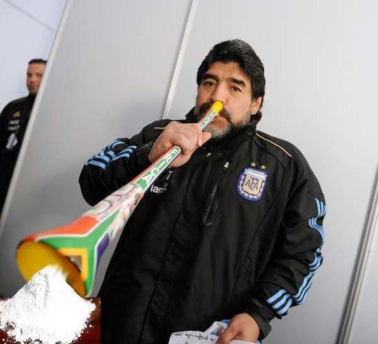 10 Cosas que seguro que NO sabías sobre Diego Maradona