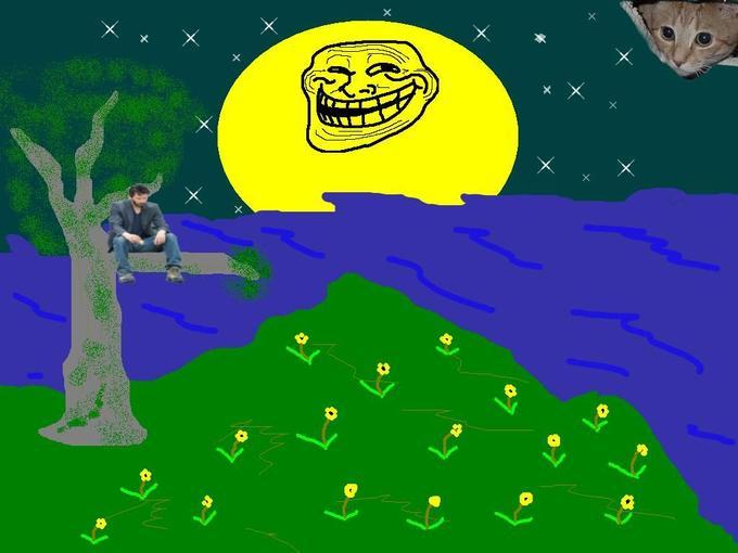Ceiling_Keanu_troll_moon.JPG