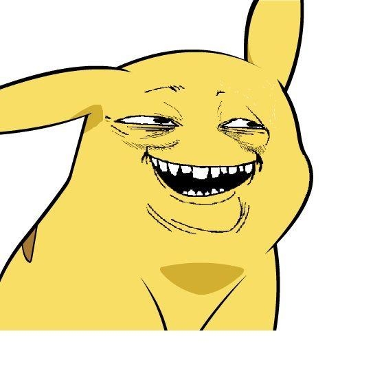 [Image - 91249] | Give Pikachu a Face | Know Your Meme