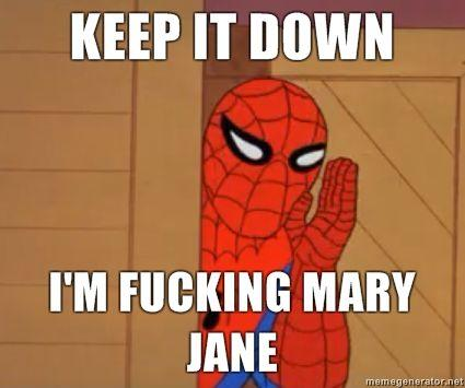 I'm Fucking Mary Jane