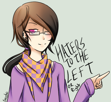 Haters_to_the_left_by_Baozhaii.png