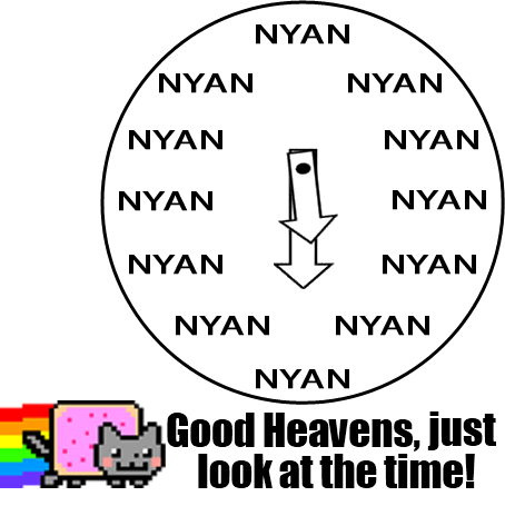 Good heavens look at the time it feels gallery