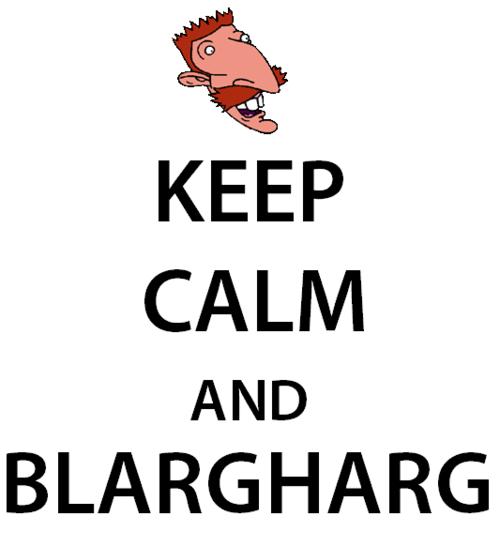Nigel Thornberry Meme Blargh [Image - 140637] | Nig...