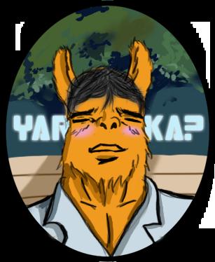 Abe_Llama_____Yaranaika__by_Constrictorz.png