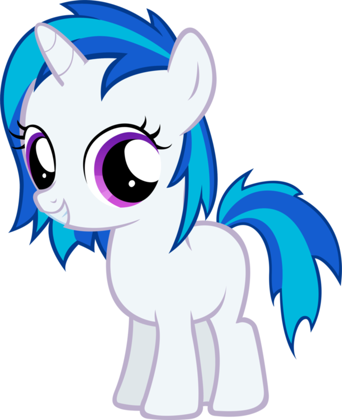 vinyl_scratch_filly_by_moongazeponies-d3dbc01.png