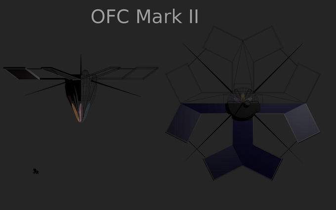 Orbital Friendship Cannon Mark II poster