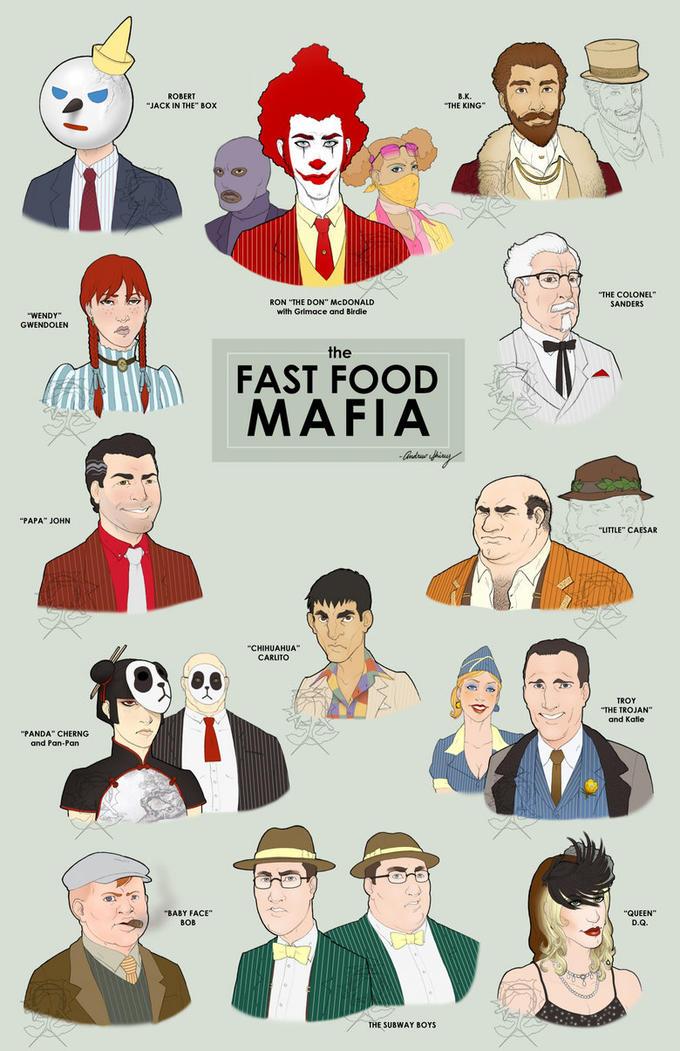 Fast Food Mafia