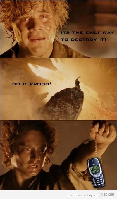 Do it Frodo!