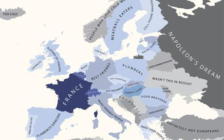 How France sees Europe