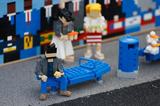 LEGO Sad Keanu