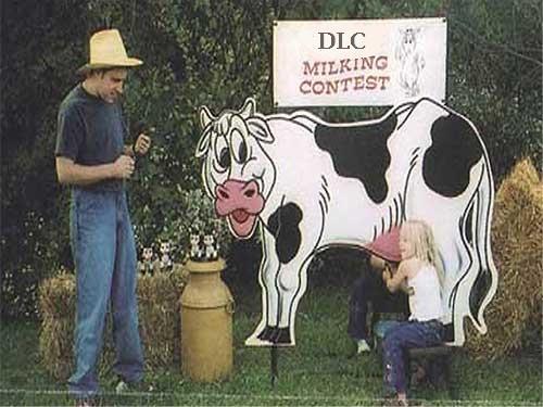 DLC Milking Contest