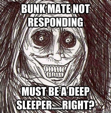 Never Alone Bunk Mates