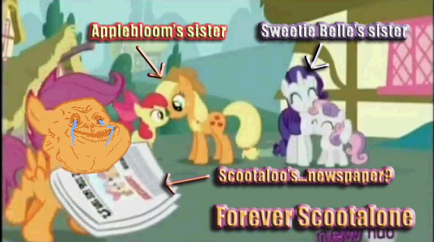 Forever Scootalone